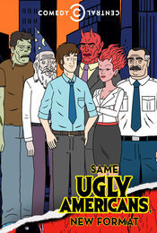 Cartel de Ugly Americans