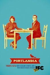 Cartel de Portlandia