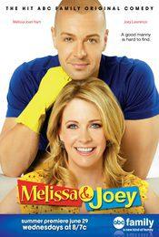 Cartel de Melissa y Joey