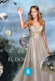 Cartel de El don de Alba