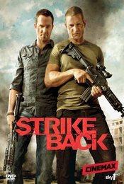 Cartel de Strike Back