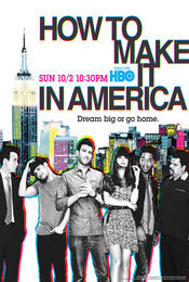 Cartel de How to Make it in America