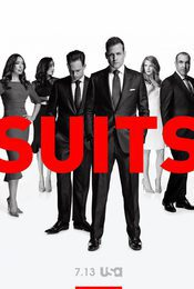 Cartel de Suits: La clave del éxito