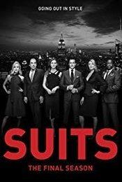 Cartel de Suits: La clave del éxito