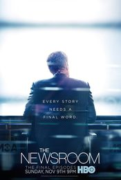 Cartel de The Newsroom