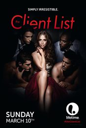Cartel de The Client List