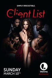 Cartel de The Client List