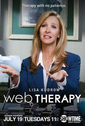 Cartel de Web Therapy