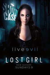 Cartel de Lost Girl