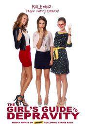 Cartel de The Girl's Guide to Depravity
