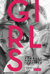 Cartel de Girls