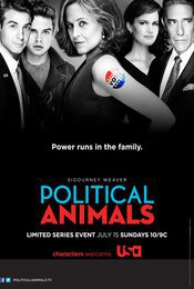 Cartel de Political Animals