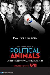 Cartel de Political Animals