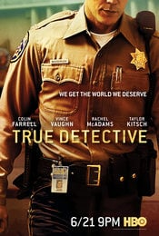 Cartel de True Detective