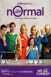 Cartel de The New Normal