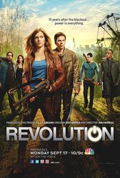 Cartel de Revolution