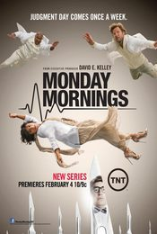 Cartel de Monday Mornings