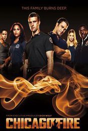 Cartel de Chicago Fire