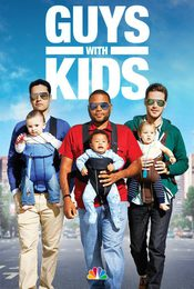 Cartel de Guys with Kids