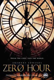 Cartel de Zero Hour