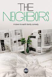 Cartel de The Neighbors