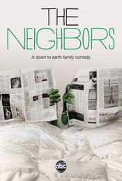 Cartel de The Neighbors