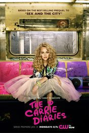 Cartel de The Carrie Diaries