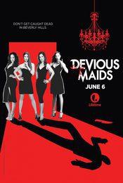 Cartel de Devious Maids