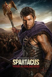 Cartel de Spartacus: War of the Damned