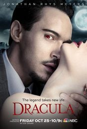 Cartel de Drácula (NBC)