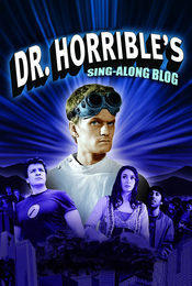 Cartel de Dr. Horrible's Sing-Along Blog