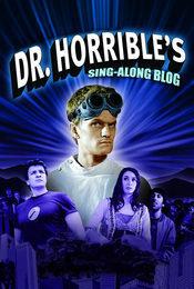 Cartel de Dr. Horrible's Sing-Along Blog
