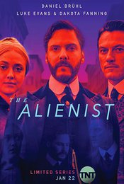 Cartel de The Alienist