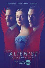 Cartel de The Alienist: Angel of Darkness