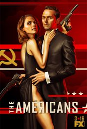 Cartel de The Americans