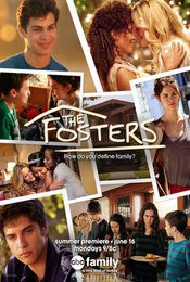 Cartel de The Fosters