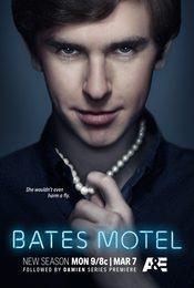 Cartel de Bates Motel