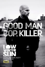 Cartel de Low Winter Sun