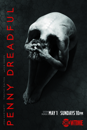Cartel de Penny Dreadful