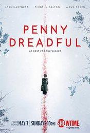 Cartel de Penny Dreadful