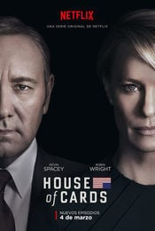 Cartel de House of Cards