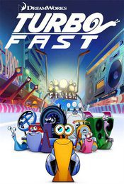 Cartel de Turbo: F.A.S.T. (Fast Action Stunt Team)