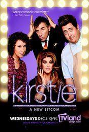 Cartel de Kirstie's New Show