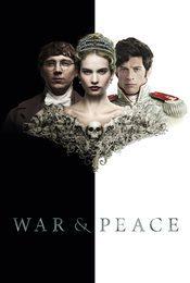 Cartel de Guerra y paz