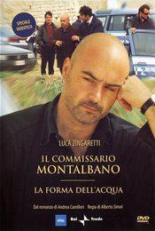 Cartel de Comisario Montalbano