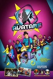 Cartel de The Avatars