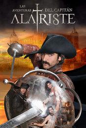 Cartel de Las aventuras del capitán Alatriste