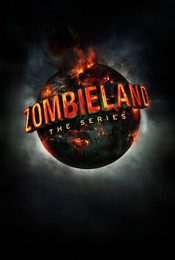 Cartel de Zombieland. La serie