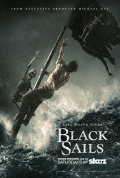Cartel de Black Sails