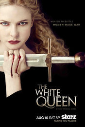 Cartel de The White Queen